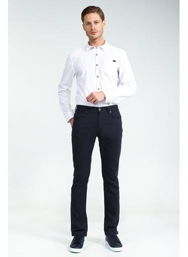 Collezione Lacivert 5 Cep Erkek Pantolon Lacivert